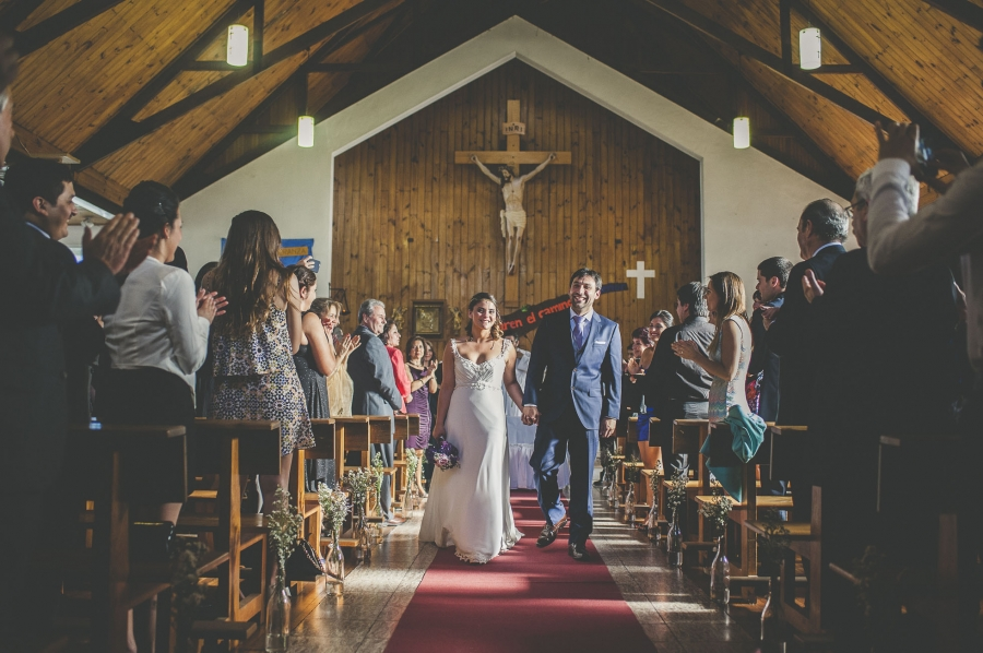 matrimonio en picón