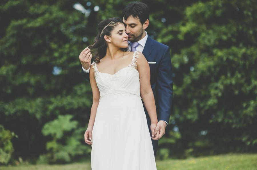 matrimonio hotel el parque villarrica