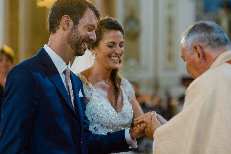 matrimonio en santiago