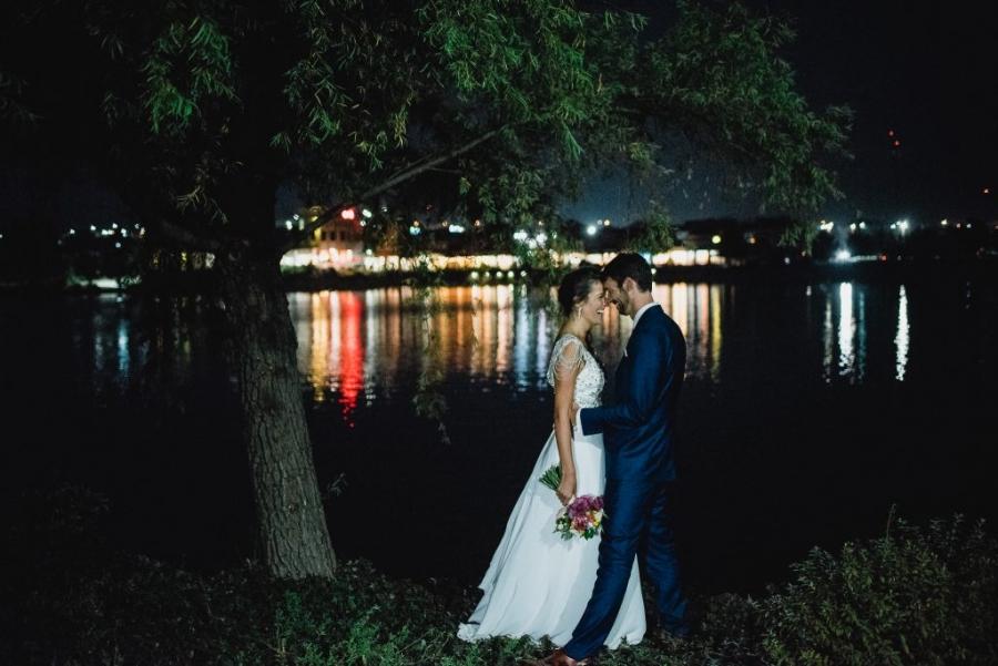 matrimonio en santiago al aire libre