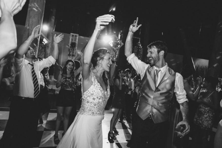 Matrimonio en Casona La Laguna Chicureo