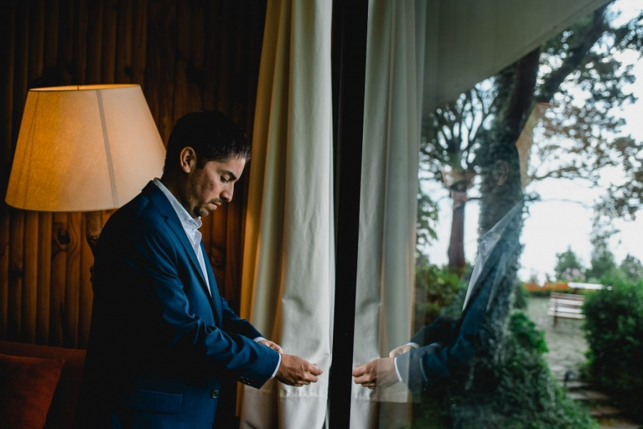 matrimonio hotel antumalal pucon