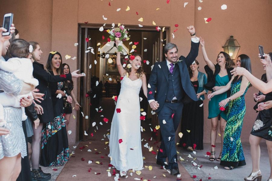 matrimonios aire libre santiago