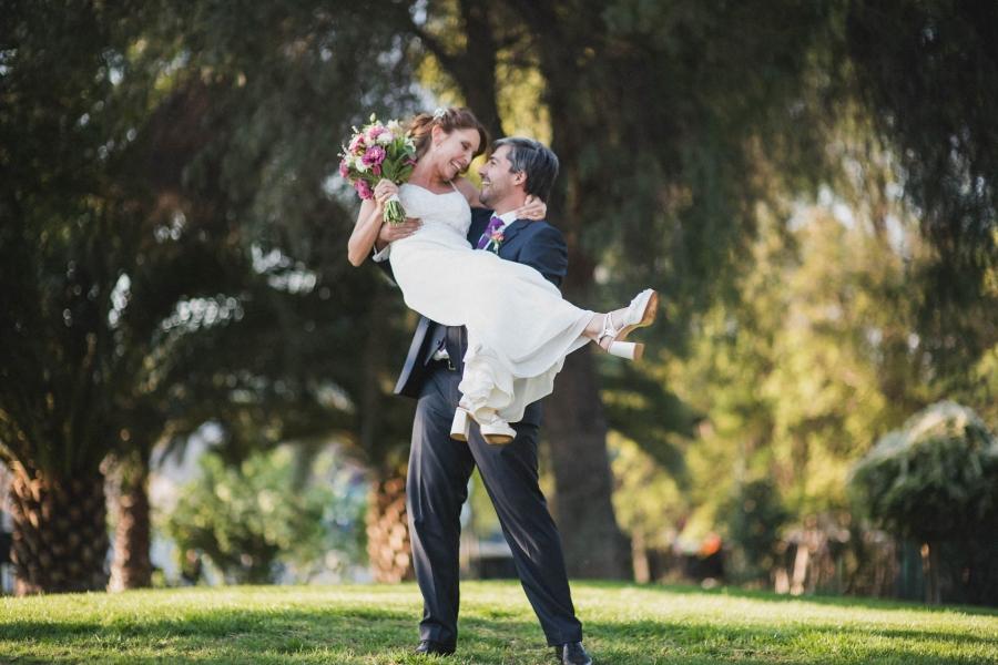 matrimonio casona aldunate