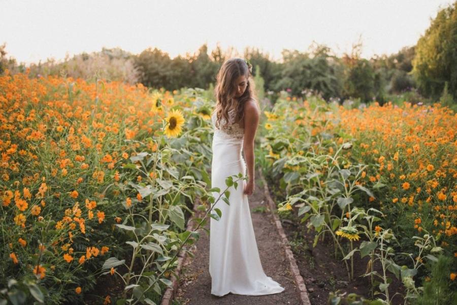 blanca bonita novias