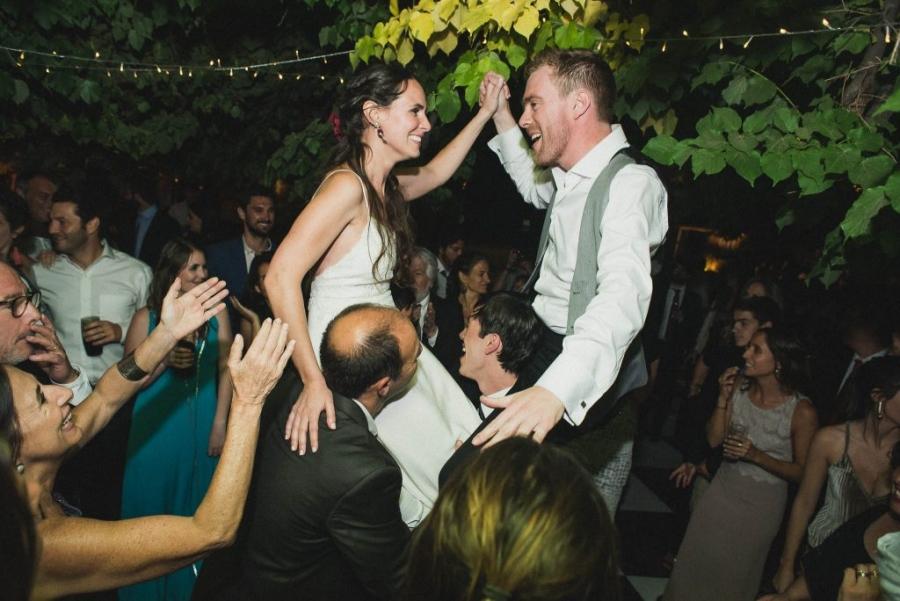 matrimonios campestres al aire libre santiago