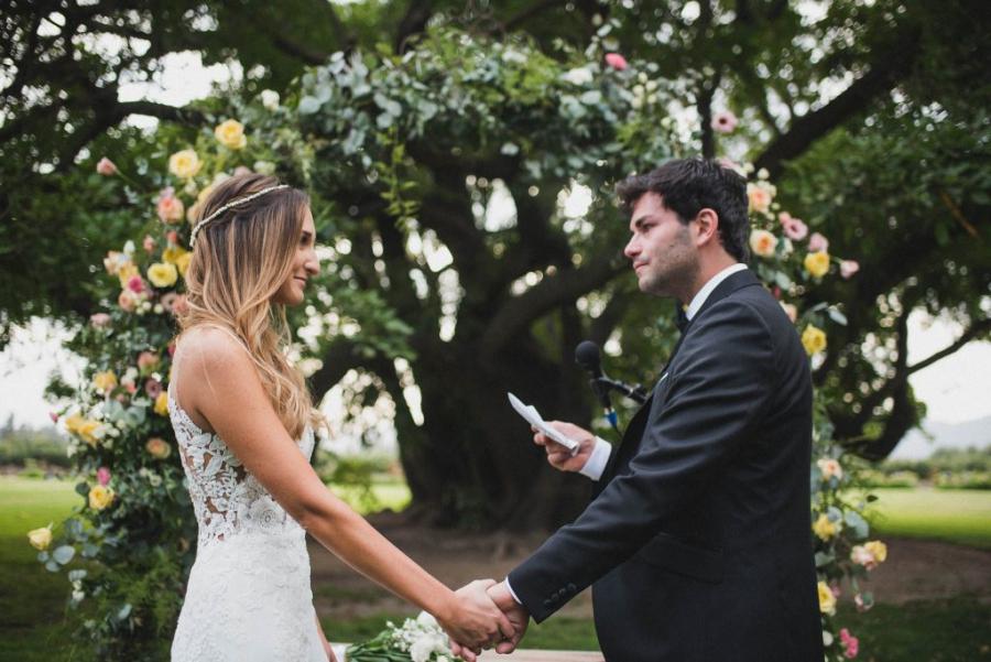 matrimonio en viña undurraga