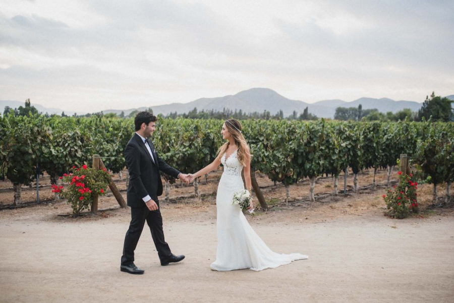 matrimonios en viña undurraga